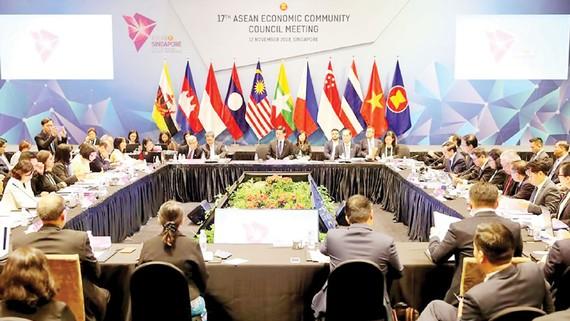 Hội nghị Hội đồng Kinh tế ASEAN (AEC)