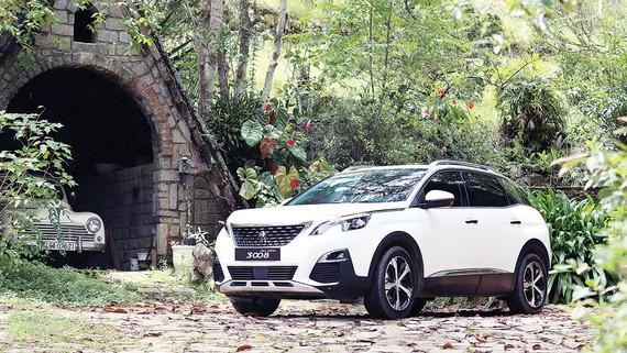 """Peugeot với chương trình """"Bảo hành vàng, sẵn sàng bứt phá"""""""