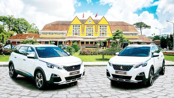 Nhiều ưu đãi cho khách hàng mua xe Peugeot 5008, 3008 AllNew dịp cuối năm