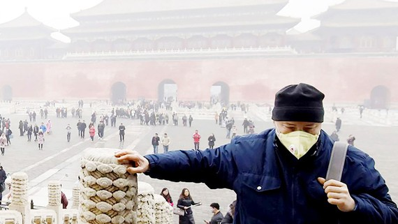Tình trạng khói ô nhiễm ngày càng trầm trọng tại Trung Quốc