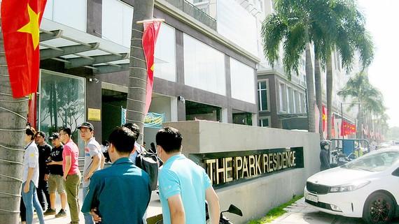 Dự án The Park Residence - nơi có nhiều tranh chấp giữa khách hàng và chủ đầu tư