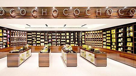 Bảo tàng chocolate đầu tiên tại Trung Đông