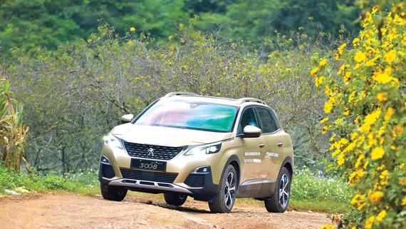 Peugeot đẩy mạnh ưu đãi, dịch vụ chăm sóc khách hàng trong dịp cuối năm