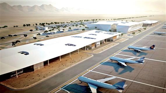 Israel có sân bay quốc tế mới