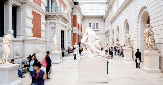 Bảo tàng Mỹ thuật Metropolitan đạt kỷ lục mới