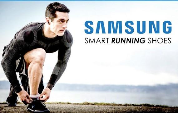 Giày thông minh của Samsung