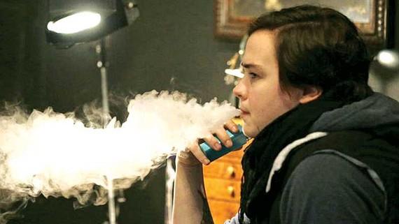 Mỹ cảnh cáo hoạt động bán thuốc lá cho trẻ vị thành niên