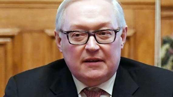 Thứ trưởng Ngoại giao Nga Sergey Ryabkov. Nguồn: Sputnik