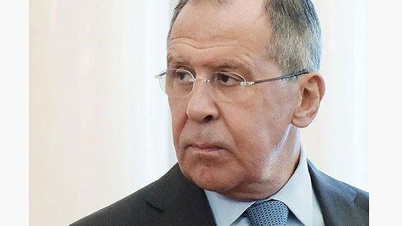 Ngoại trưởng Nga Sergei Lavrov. Ảnh: Sputnik