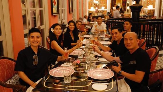 Nhiều sao Việt hội tụ tại JW Marriott Phu Quoc Emerald Bay