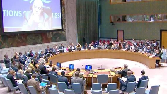 Phiên họp của HĐBA LHQ bàn về tình hình Libya