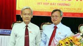 Ông Cao Tiến Dũng (phải). Ảnh: Sỹ Tuyên/TTXVN