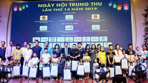 Saigontourist tổ chức Ngày hội Trung thu lần thứ 14 năm 2019