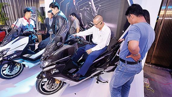 UMG Motor ra mắt 3 dòng xe thế hệ mới ở Việt Nam