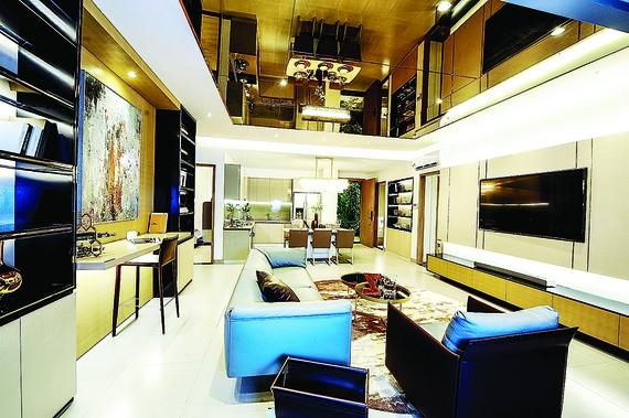 Thiết kế căn hộ chuẩn An Gia