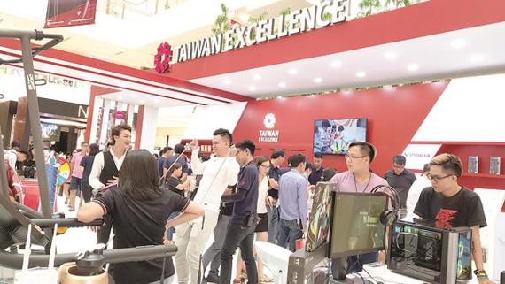 Taiwan Excellence Pop-up Store 2019 diễn ra ở Sài Gòn Centre