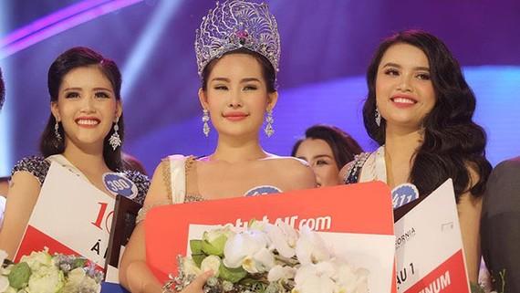 Cuộc thi Hoa hậu Đại dương Việt Nam năm 2017,  vấp phải nhiều phản ứng từ dư luận