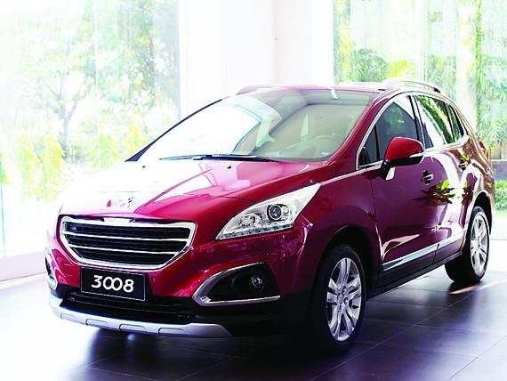 Peugeot 3008 - CUV bán chạy số 1 của Peugeot tại Việt Nam