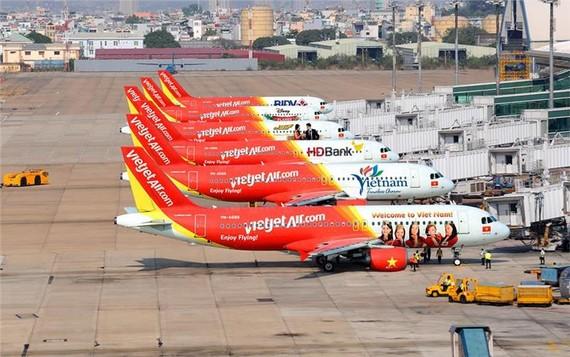 Bùng nổ thị trường hàng không