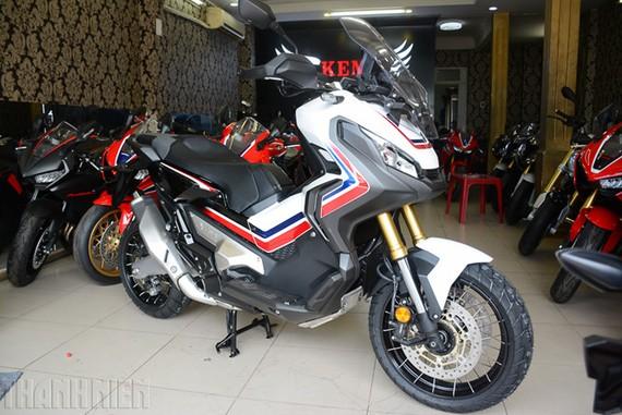 Xe tay ga Honda X-ADV giá 590 triệu đồng
