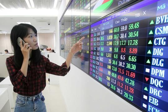 Dòng tiền ào ạt chảy vào thị trường