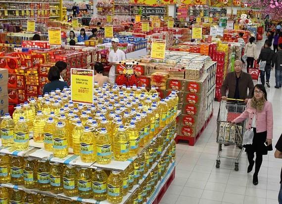 Hàng Việt chiếm ưu thế trên thị trường trong dịp Tết Nguyên đán