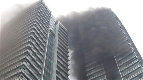 Từ 15-4 chung cư bắt buộc mua bảo hiểm cháy nổ