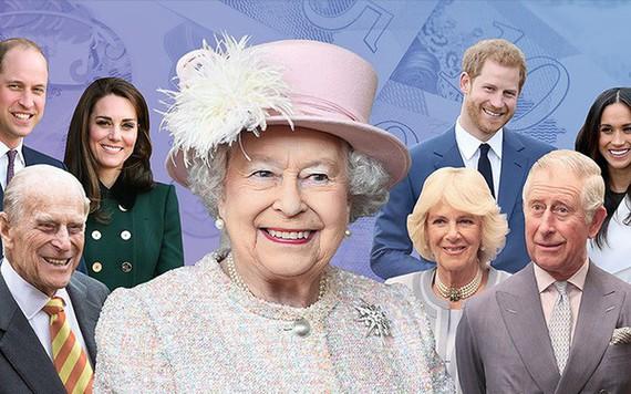 Các thành viên hoàng gia Anh kiếm tiền bằng cách nào?