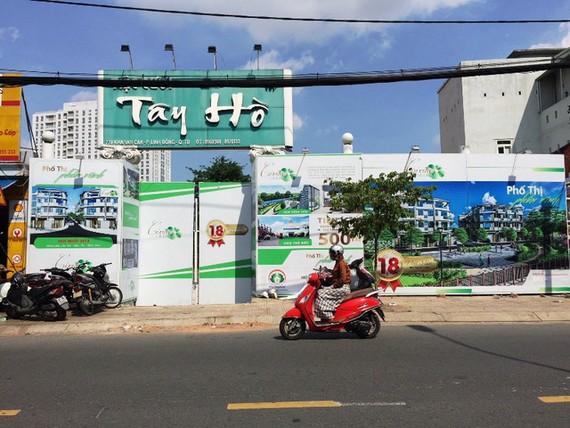 Dự án Civitas nằm tại số 770 Kha Vạn Cân, phường Linh Đông, quận Thủ Đức