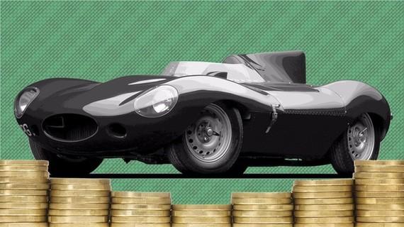 10 chiếc xe đắt đỏ nhất từng lên sàn đấu giá