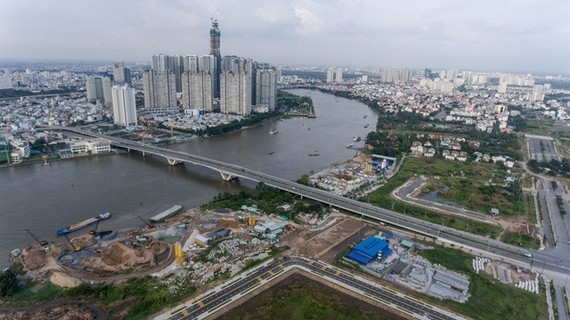 Khu đô thị sáng tạo phía Đông