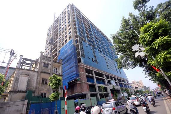 Tòa nhà số 8 Lê Trực