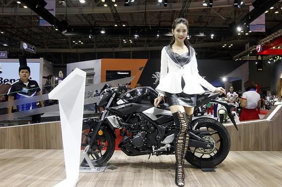 Bãi bỏ quy định cấp phép nhập khẩu với xe gắn máy từ 175cm³ trở lên