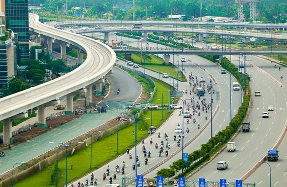 Tháng 10-2020, Metro số 1 Bến Thành - Suối Tiên vận hành thử nghiệm