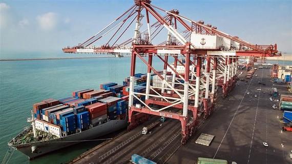 Lệnh hàng nhập khẩu cấm ghi bằng USD. Ảnh: Pakistan Defense