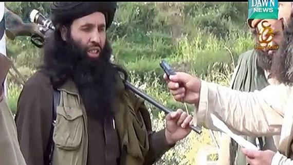 Thủ lĩnh Taliban tại Pakistan Mullah Fazlullah. Nguồn: dawn.com