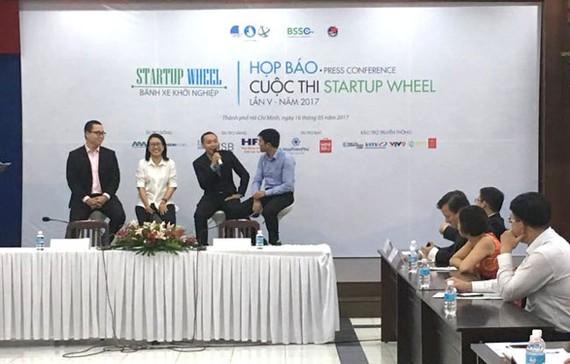 Khởi động cuộc thi Startup Wheel lần 5 – 2017
