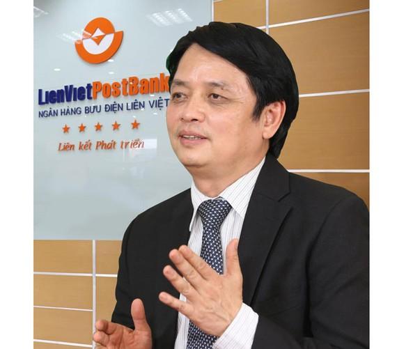 Ông Nguyễn Đức Hưởng quay về làm Chủ tịch LienVietPostBank