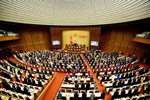 Quốc hội thảo luận về KT-XH và NSNN