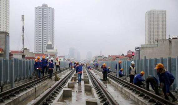 Hà Nội dự kiến làm tiếp 2 tuyến metro