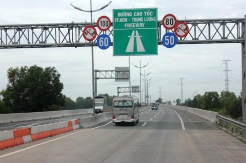 Cao tốc Trung Lương - Cần Thơ phải xong trước 2020