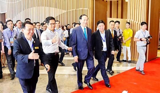 Chủ tịch nước Trần Đại Quang kiểm tra công tác chuẩn bị phục vụ các sự kiện trong Tuần lễ Cấp cao APEC