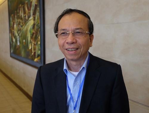 Ông Võ Duy Khương, Chủ tịch Hội đồng Điều phối mạng lưới khởi nghiệp TP. Đà Nẵng. Ảnh: VGP/Lưu Hương