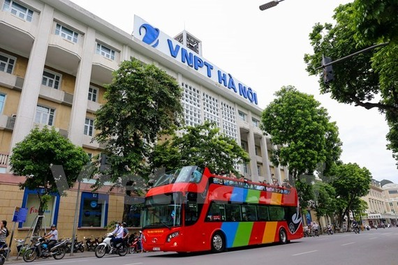Hà Nội: Thí điểm tuyến xe 2 tầng City Tour