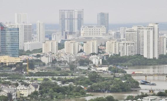 Khu đô thị phía Nam thành phố Ảnh: CAO THĂNG