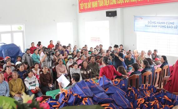 Masan Consumer tặng 200 triệu đồng cho ngư dân Khánh Hoà