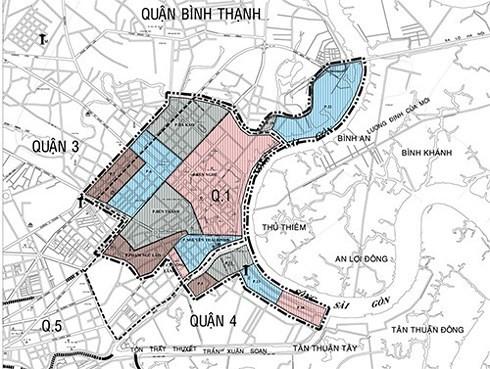 Điều chỉnh tổng thể quy hoạch 115 đồ án với diện tích gần 16.500 ha
