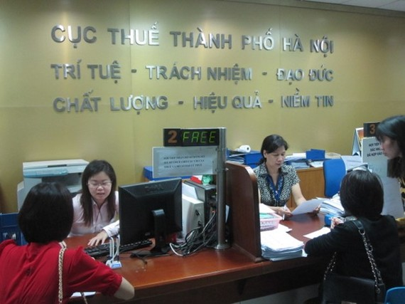 Cục Thuế Hà Nội công khai danh sách đơn vị nợ thuế
