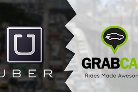 Tài xế Grab, Uber đình công vì chiết khấu mới