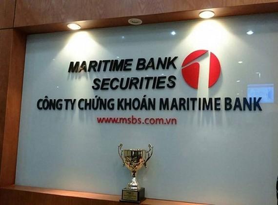 CTCK Maritime chính thức đổi chủ